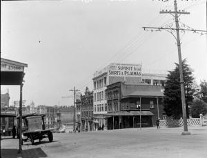 Summit Building Offices, Wellesley Street West, 1924.