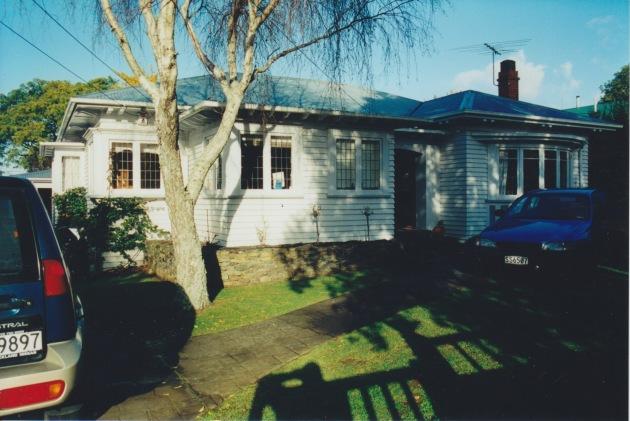 Pollard House, Royal Oak, 1928. Photograph courtesy of Ralph Allan