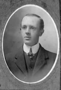Basil Hooper portrait