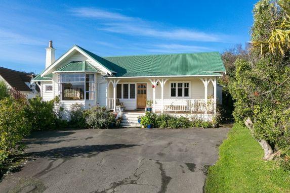 Residence. Aotea St, Dunedin. 1907