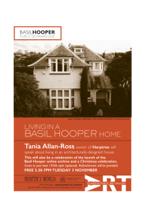 Hooper Event 3 November 2015 TARoss