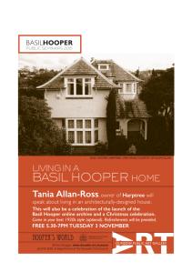 Hooper Event 3 November 2015 TARoss