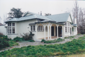 Seth-Smith House, Ngapara, 1914.